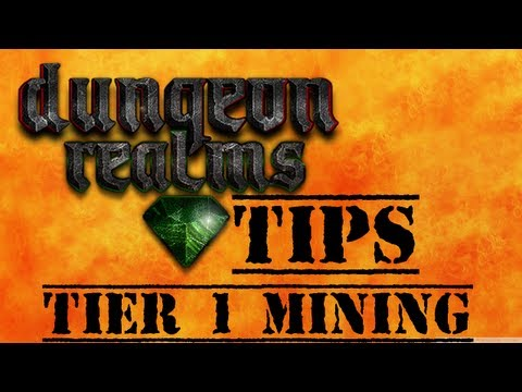 Dungeon Realms : Mining Locations : Tier 1