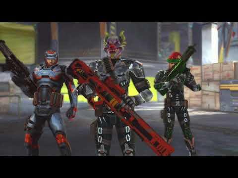 MC5 Squad Battles XeL™ vs PROS