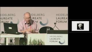 4th HLF - Lecture: Sir Michael Atiyah