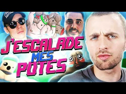 J'ESCALADE MES POTES !  (Mount Your Friends 3D ft. Locklear, Doigby)