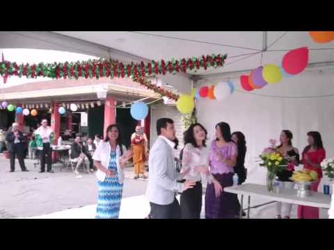 Khmer New Year 2560 in BC Canada