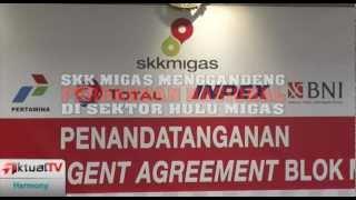 SKK Migas Menggandeng Perbankan Nasional Di Sektor Hulu Migas