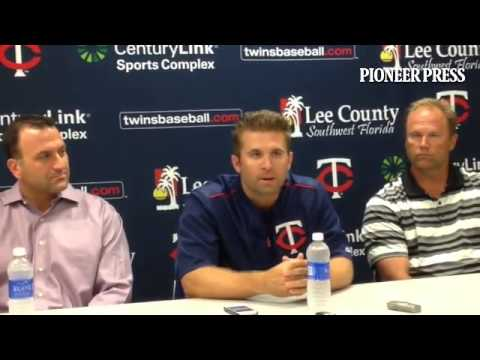 Video: Brian Dozier on his 4-year contract extension with #MNTwins