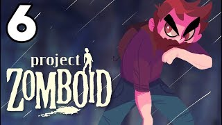 DANGEROUS HIKE | Project Zomboid Gameplay / Let