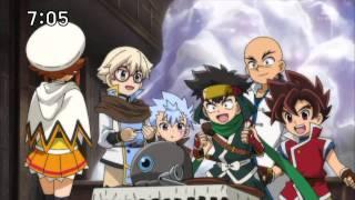 Battle Spirits Sword Eyes ep 20 (1/2)