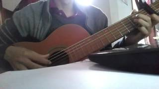 Giấc mơ mùa thu - Guitar cover.
