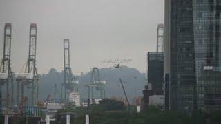 Un servicio de taxis aéreos busca operar en Singapur a partir de 2021