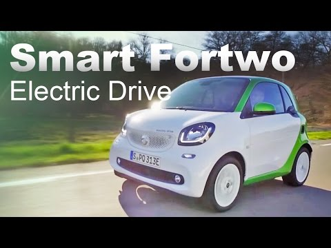 綠能小玩咖 Smart Fortwo Electric Drive