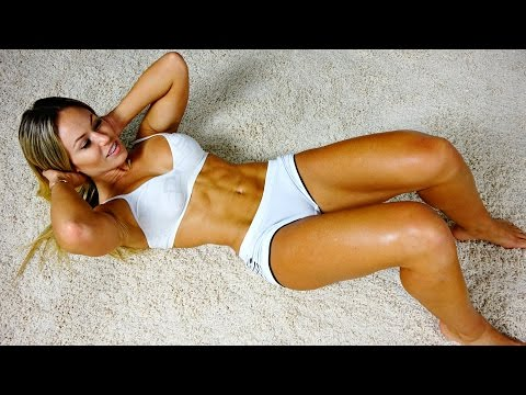 Killer 7 Min Ripped Abs Workout – For Women and Men
