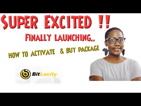 Bitlocity -How To Activate Your Account  | Bitcoin | DONT JOIN SCAM