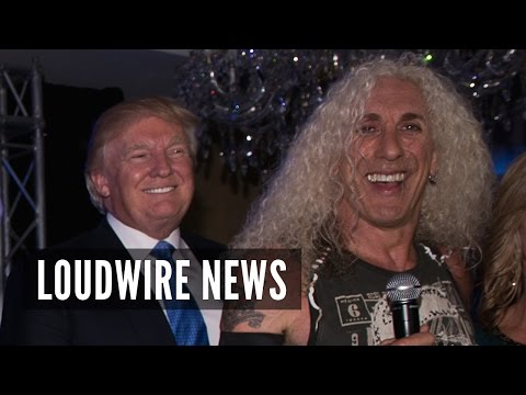 Dee Snider Reconsiders Letting Donald Trump Use Twisted Sister Song