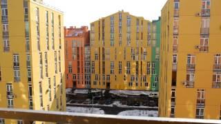 Стильная квартира в ЖК Комфорт Таун посуточно в Киеве(, 2017-02-23T21:32:13.000Z)