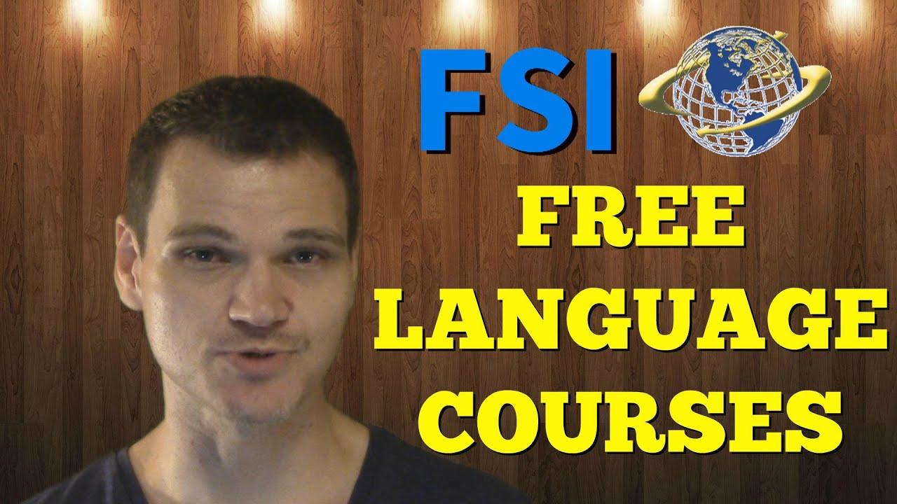 Free FSI Courses