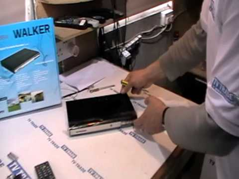 Walker WP12DTB-R Saorview Box - Overview & Install