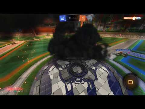 Rocket League - Witness me!