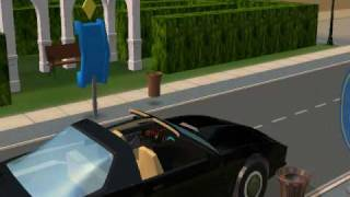Sims 2 Double Deluxe Knight Rider (With Sound) Part 2.avi