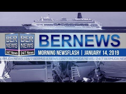 Bernews Newsflash For Monday, January 14, 2019