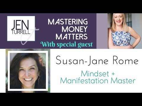 Susan-Jane Rome on the Power of the Subconscious Mind and Body