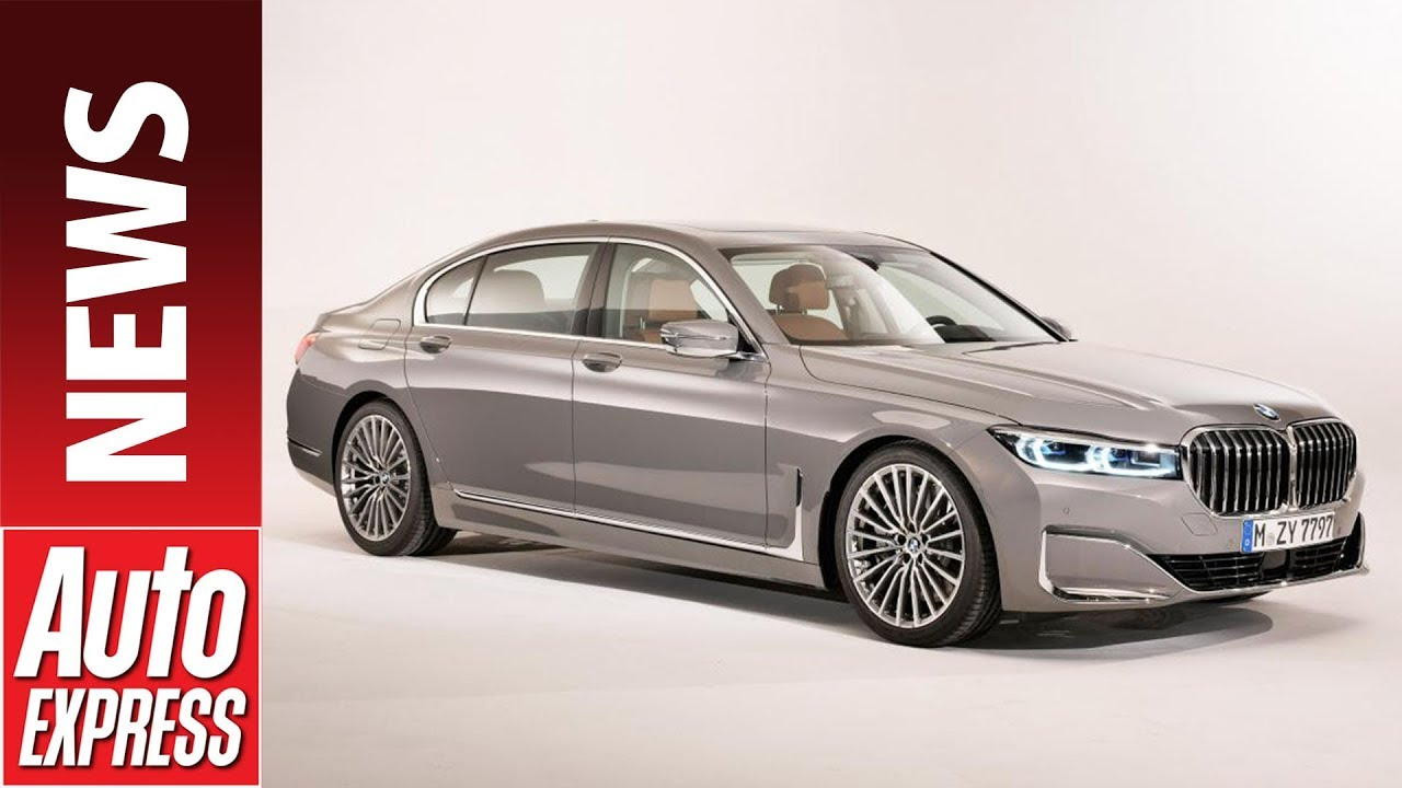 New Bmw 7 Series >> New 2019 Bmw 7 Series Meet The S Class Rival And Its Big Grille