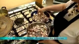 La Cassolette de boudin blanc - Recette du lundi 15 avril 2013