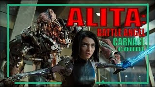 Alita: Battle Angel (2019) Carnage Count