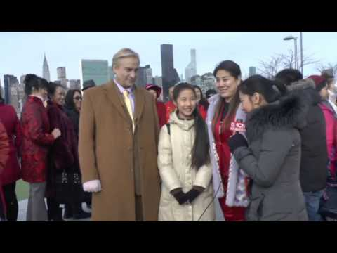 CCTV Interviews Rick DellaRatta