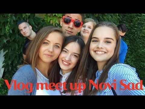 Vlog meet up Novi Sad - Jana Dačović