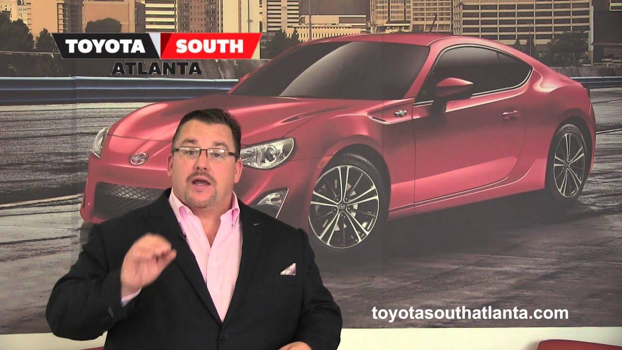 experience the toyota south atlanta advantage youtube