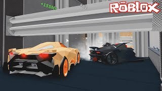 We're In A Shredding Machine with Expensive Sports Cars! - Roblox Car Crushers with Panda 2