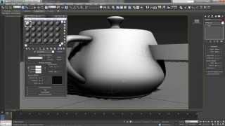 Baking Ambient Occlusion Maps - 3DS Max