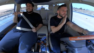 Carpool Karaoke Mohanad AlHattab with TAC | RAK Sessions