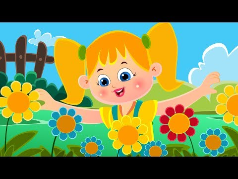 Mary Mary quite contrary nursery rhyme Kids Tv Nursery Rhymes S01EP136