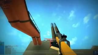 Roblox Phantom força gameplay BFG e Glitchs parte 1
