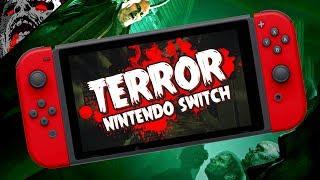 8 Melhores Jogos de Terror do Nintendo Switch (2018) 🎮
