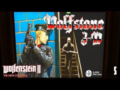 Wolfenstein II: The New Colossus (Ep.5) - Wolfstone 3D