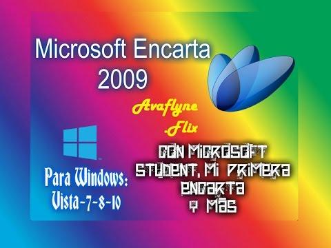 Cómo descargar e instalar Microsoft Encarta