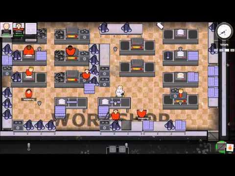Trouble Makers Pt. 1 - Escape Mode - Prison Architect - Star Wars Mod