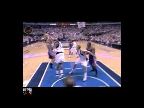2005 NBA Playoffs WCSF Gm4 Suns Vs Mavericks {4}