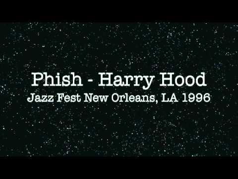 Phish - Harry Hood - Jazz Fest New Orleans, LA