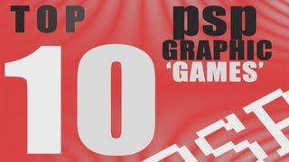 Top 10 Best Graphic PSP Games 2012