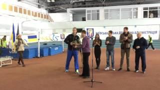 XXI всеукраїнські змагання в приміщенні «Різдвяні старти» 2