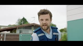 Freeze! NZ Police's most entertaining recruitment video, yet!