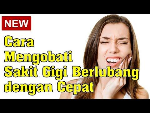 Cara Mengobati Sakit Gigi Berlubang Secara Alami dengan ...