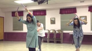 Dance radha kaise na jale