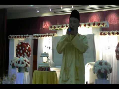 Aesar Mustafa : Satu Cinta @Sharina&Amiey Wedding Reception