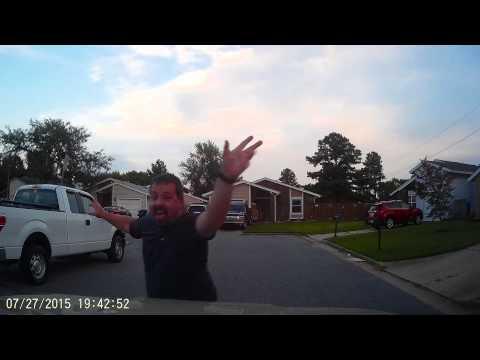 Blackbox Dashcam G1W Test Footage