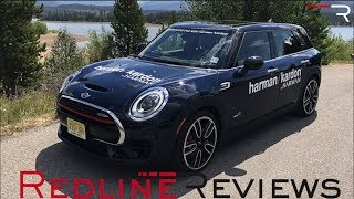2018 Mini Cooper Clubman JCW – The British Hot Hatch?