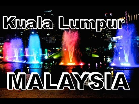 Kuala Lumpur Malaysia: Now This Is A Cool City!
