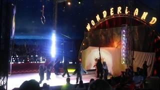 Circus Wonderland Benidorm España  2018