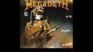 Megadeth - In My Darkest Hour [Sub Español]